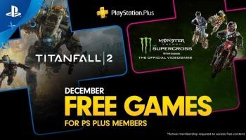 Titanfall 2 e Monster Energy Supercross: jogos da PS Plus de dezembro revelados!