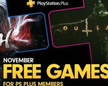 NiOh e Outlast 2: jogos da PS Plus de novembro revelados!