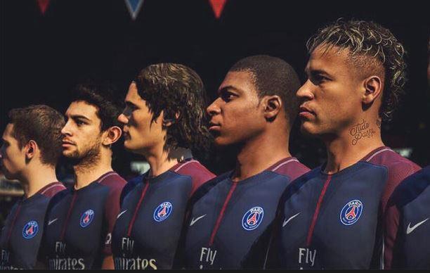 PSG - FIFA 18