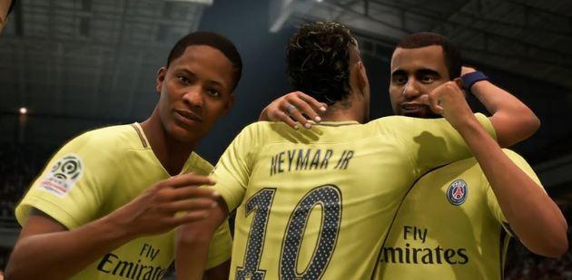 Paris SG Modo Carreira - FIFA 18