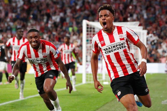 PSV modo carreira fifa 20