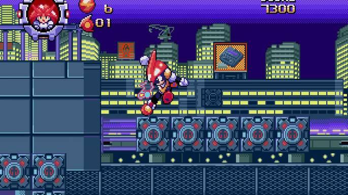 Pulseman Mega Drive