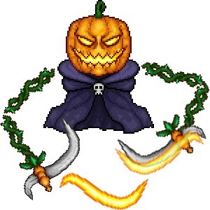 Pumpking - Terraria