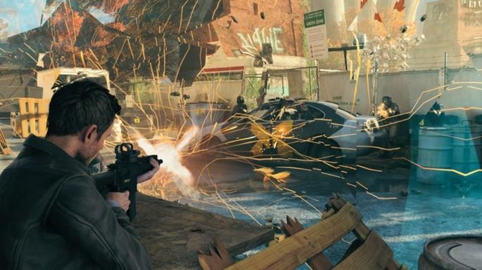 Quantum Break - Jogos de escolhas