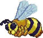 Queen Bee - Terraria