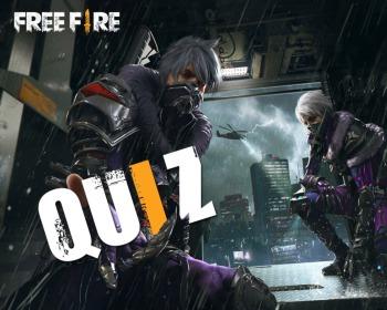 Quiz Free Fire: descubra que tipo de jogador você é!