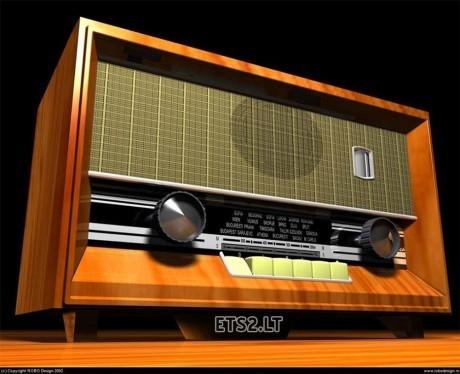 Rádios brasileiras no Euro Truck Simulator 2 mod