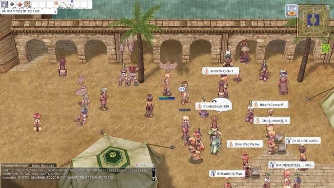Ragnarok Online - 2002