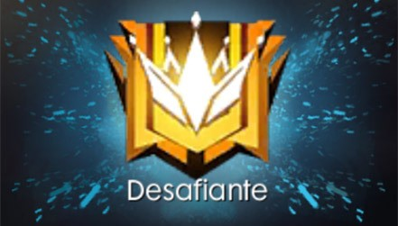 rank desafiante free fire