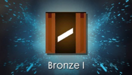 Patente Bronze Free Fire