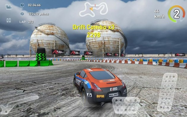 Real Drift Racing - Android