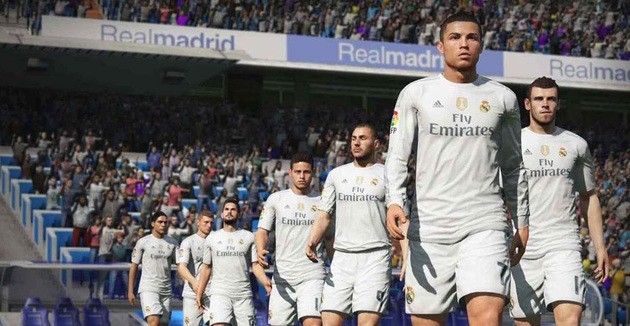 Real Madrid - FIFA 18