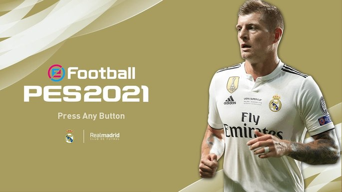 real madrid pes 2021