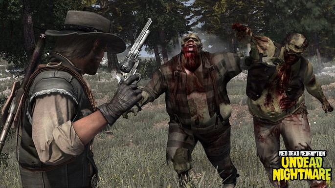 Red Dead Redemption: Undead Zone
