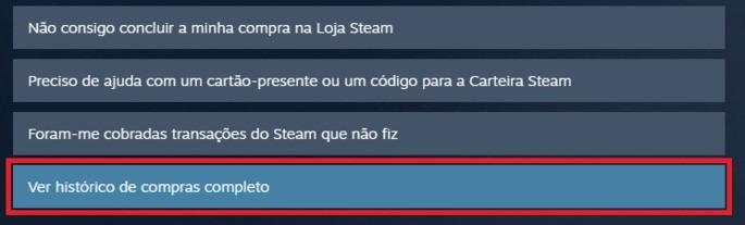 Reembolso Steam - 3