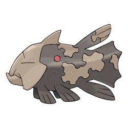 Relicanth - Pokémon GO