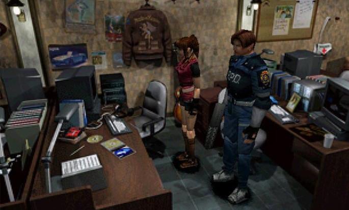 Resident Evil 2 64