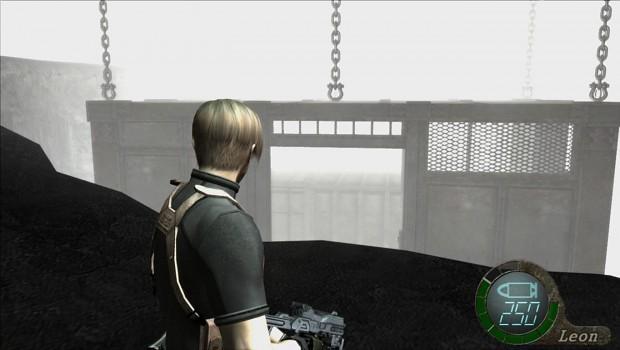 Resident Evil 4 mod Silent Hill