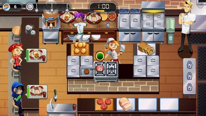 Restaurant Dash