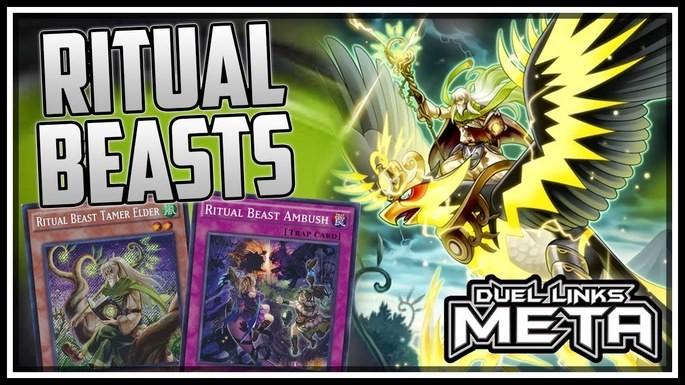 Ritual Beast Breakdown duel links deck