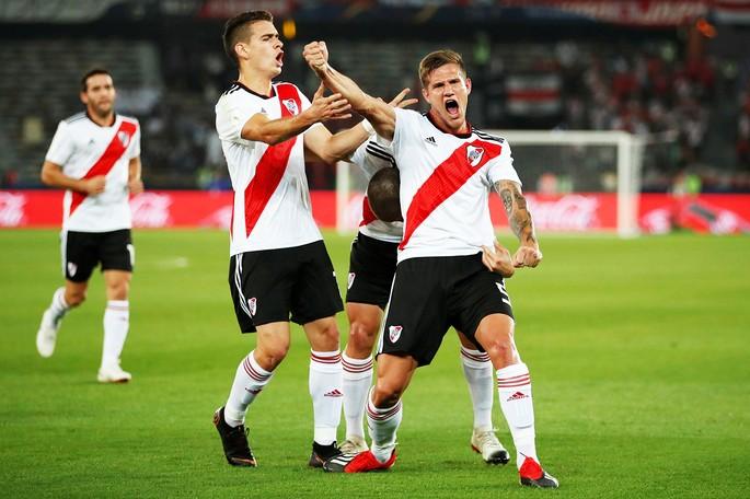 River Plate modo carreira fifa 20
