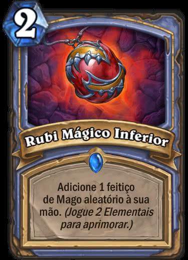 Rubi Mágico Inferior