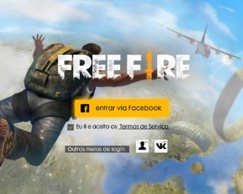 Saiba como criar conta em Free Fire para começar a jogar
