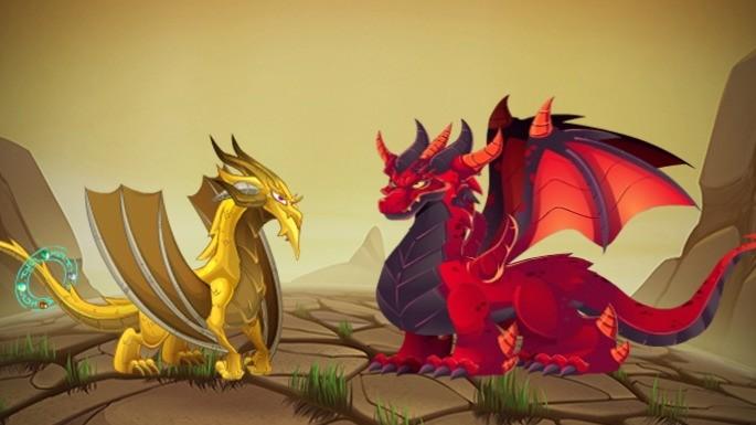 Todos os cruzamentos - Dragon City