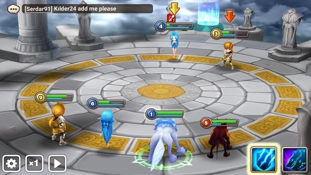 Summoners War: Arena
