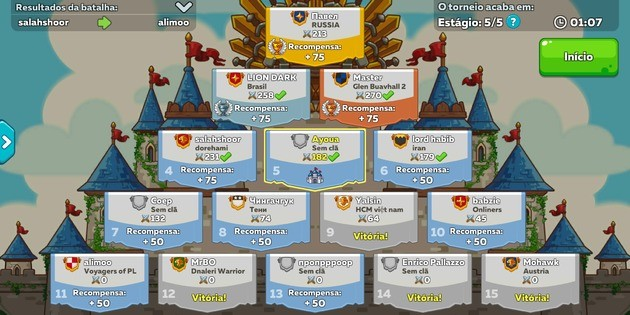 Arenas - Hustle Castle