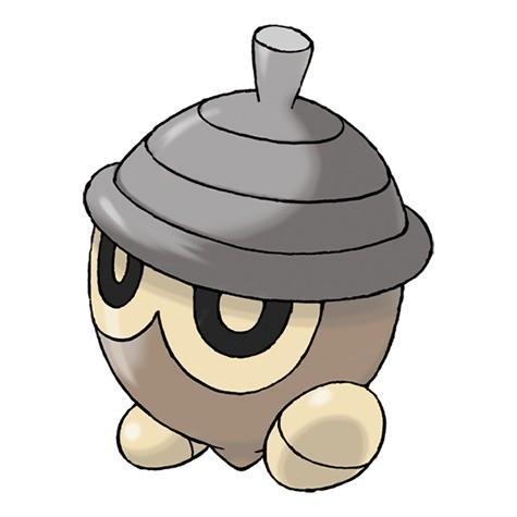 Seedot - Ditto Pokémon GO