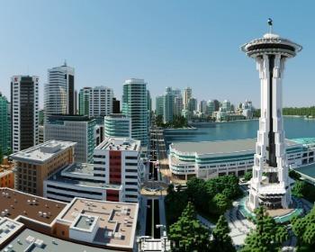 As 12 melhores seeds de cidades para Minecraft!