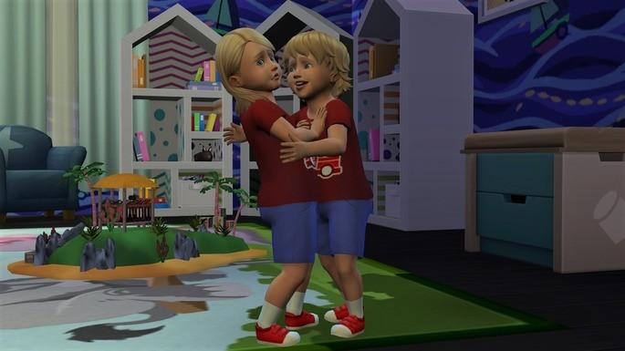 Sexo Bebê - The Sims 4
