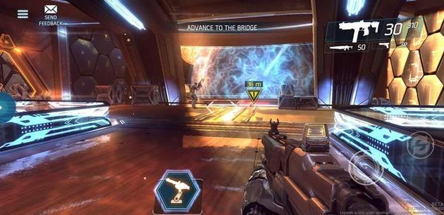 Shadowgun - Android