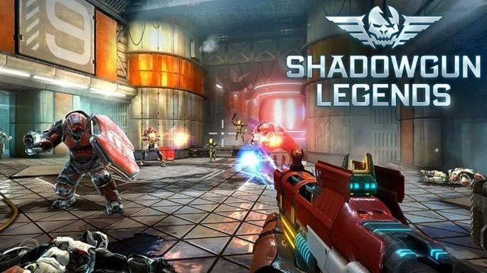ShadowGun Legends iphone