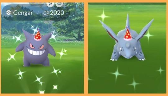 Os pokémons shiny mais raros de Pokémon GO em 2021
