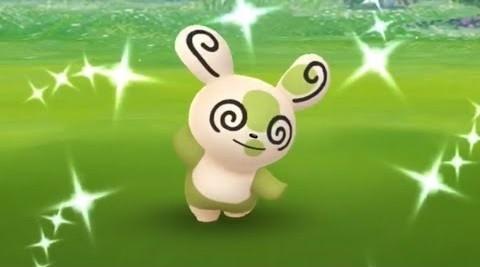 Shiny raros - Pokémon GO