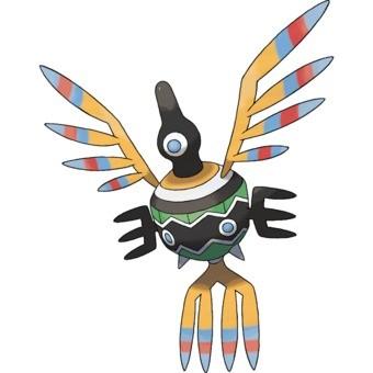 Sigilyph - Pokémon GO - Regionais