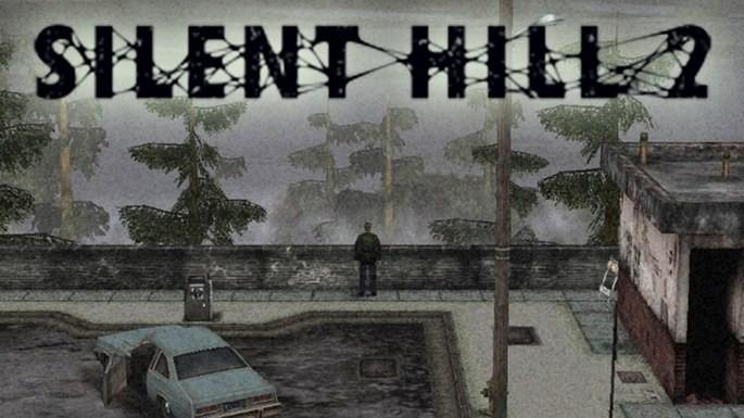silent hill 2 terror