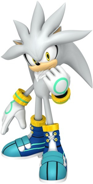sonic silver