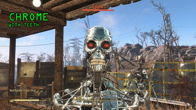 Synth mod fallout 4