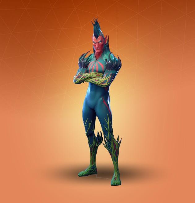 Fortnite Skin Flytrap