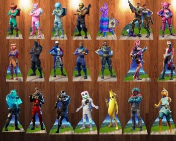 As 15 skins mais raras de Fortnite!