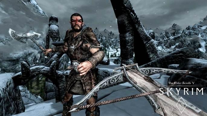 The Elder Scrolls V: Skyrim VR Edition