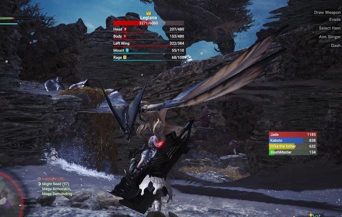 Melhores mods de Monter Hunter World
