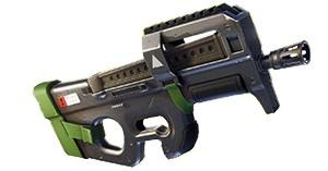 p90 smg compacta fornite