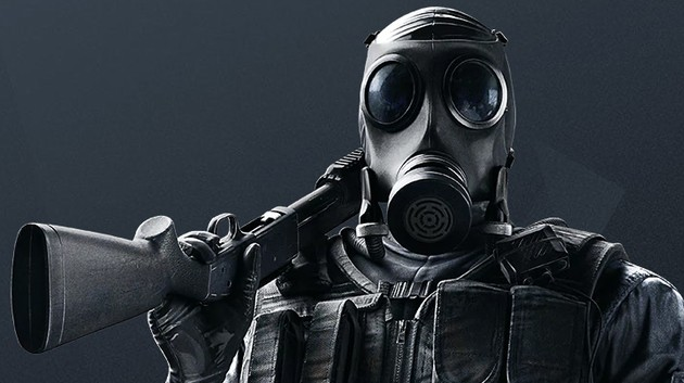 Smoke Rainbow Six