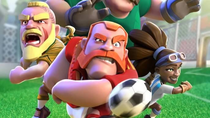 soccer royale