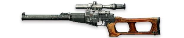 VSS Sniper Silenciada FFB