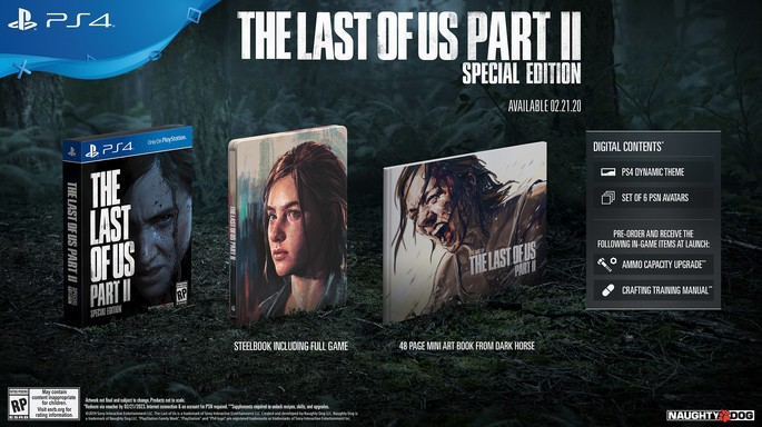 Special Edition The Last of Us 2